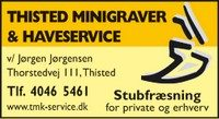 Thisted Minigraver